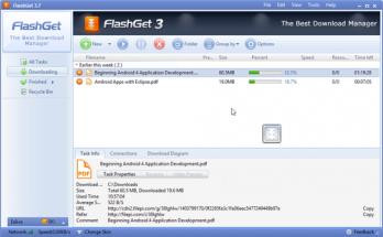 Tải Flashget 3.7 - Phần mềm hỗ trợ download Flashget mới nhất 2019 8
