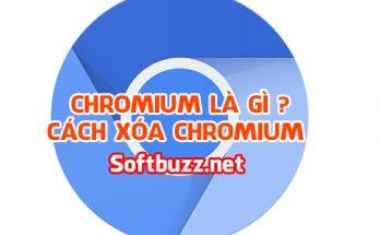 Chromium là gì? Cách xóa chromium khỏi máy tính tận gốc 2020 9