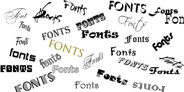 Download Font chữ full 2020 - Cách cài Font chữ Win 10