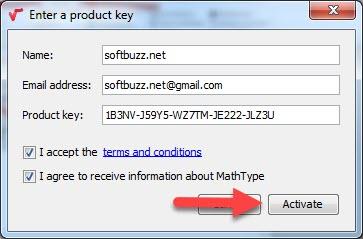 Download Mathtype full key - cách cài mathtype vào word 2010 5