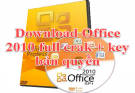 Download Microsoft Office 2010 Professional Plus Full bản chuẩn 12