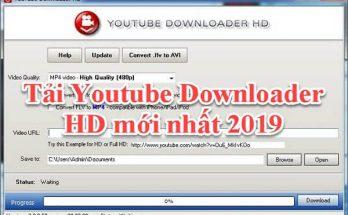 Download Youtube Downloader HD mới nhất 2019 9