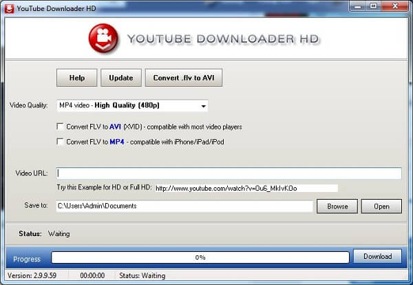 Download Youtube Downloader HD mới nhất 2019 1