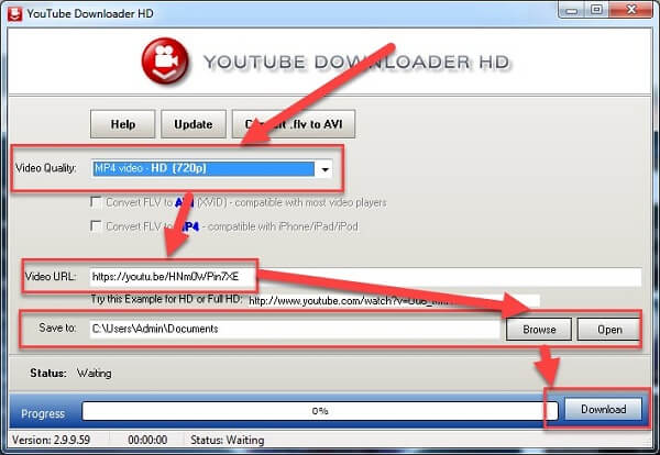 【Download】Tải Youtube Downloader HD mới nhất 2021