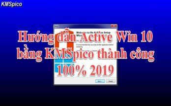 3 Cách Active Win 10 Pro vĩnh viễn 100% tốt nhất 2020