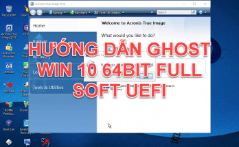 Share bản ghost win 10 64bit 2020 google drive UEFI full soft 21