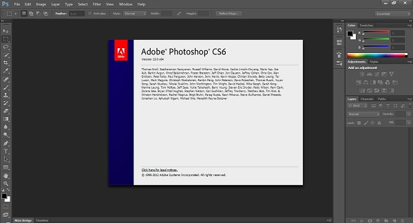 #1 Tải Photoshop CS6 Bản Full + Portable Mới Nhất 2021