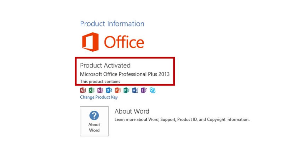 Share Key Office 2013 mới nhất kèm hướng dẫn active 2019 5