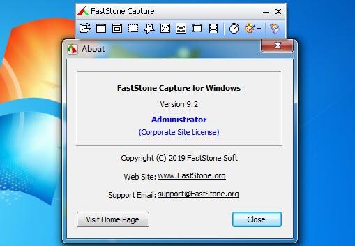 Tải Faststone Capture full mới nhất 2019 - Phần mềm quay màn hình nhẹ 2
