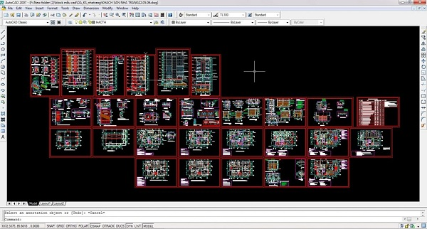 Tải phần mềm Autocad 2007 miễn phí - Cách cài autocad 2007 full 1