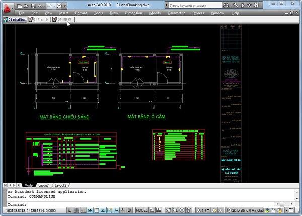 Tải phần mềm Autocad 2010 64 bit / 32bit - Cách cài đặt autocad 2010 full 1