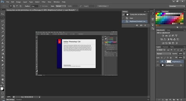 Tải Photoshop CS6 Portable + thuốc mới nhất 2020