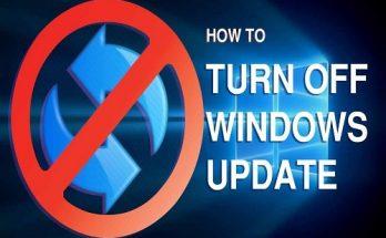 Share cách tắt update win 10 vĩnh viễn thành công 100% 9
