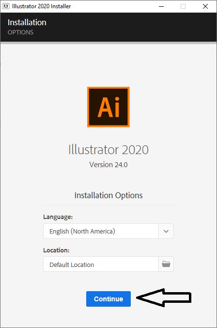 Download adobe illustrator cc 2020 google drive mới nhất - hướng dẫn cài đặt chi tiết 5