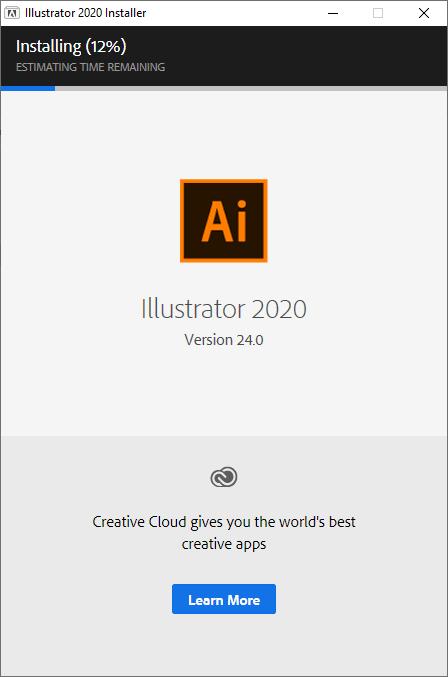 Download adobe illustrator cc 2020 google drive mới nhất - hướng dẫn cài đặt chi tiết 6