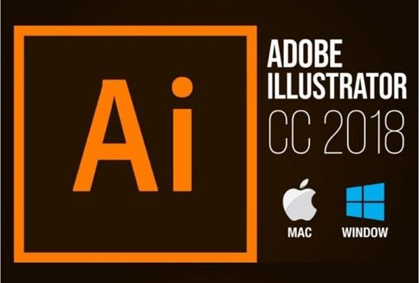 【Download】Tải Adobe Illustrator CC 2018 Portable +Setup Full