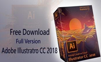 【Download】Tải Adobe Illustrator CC 2018 Portable +Setup Full