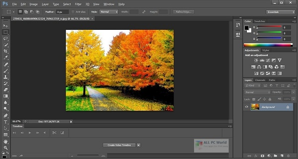 Tải Adobe Photoshop CC 2020 Google Drive / Fshare mới nhất