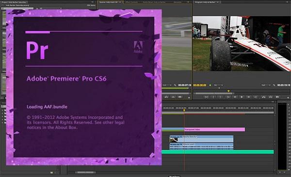 Download Adobe Premiere CS6 Portable / Setup full - Phần mềm dựng phim chuyên nghiệp 1