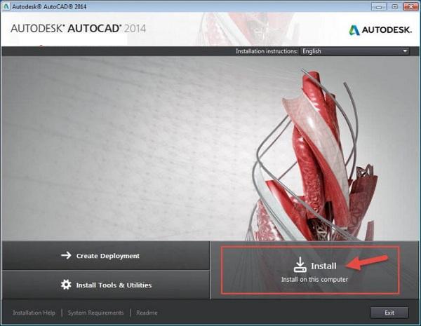 Tải Autocad 2014 64bit / 32bit Google Drive miễn phí