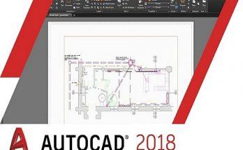 Download Autocad 2018 Google Drive + Fshare nhanh chóng