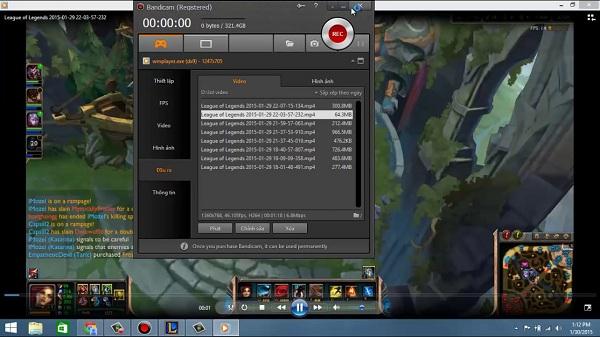 Tải bandicam portable - phần mềm quay màn hình máy tính 2020