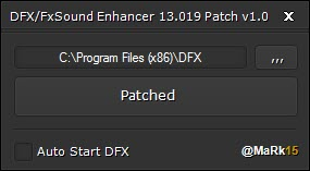 Download dfx audio enhancer 13 full - phần mềm tăng âm lượng dfx tốt nhất 2019 3