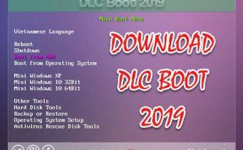 Download DLC Boot 2019 Google Drive - Hướng dẫn cách tạo usb boot bằng dlc boot 2019 5