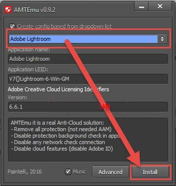 Download Lightroom CC 2018 Fshare + Google Drive - hướng dẫn cài đặt lightroom classic cc 2018 7