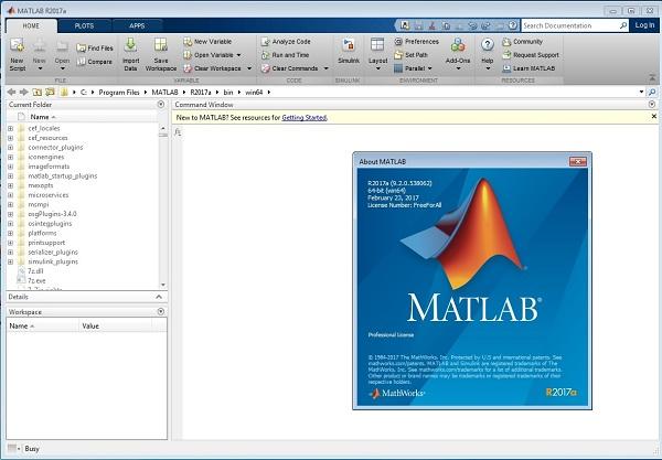 Tải Matlab 2017 Google Drive / Fshare + cách cài đặt