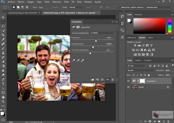 Download Photoshop CC 2018 full Google Drive + Fshare mới nhất 3