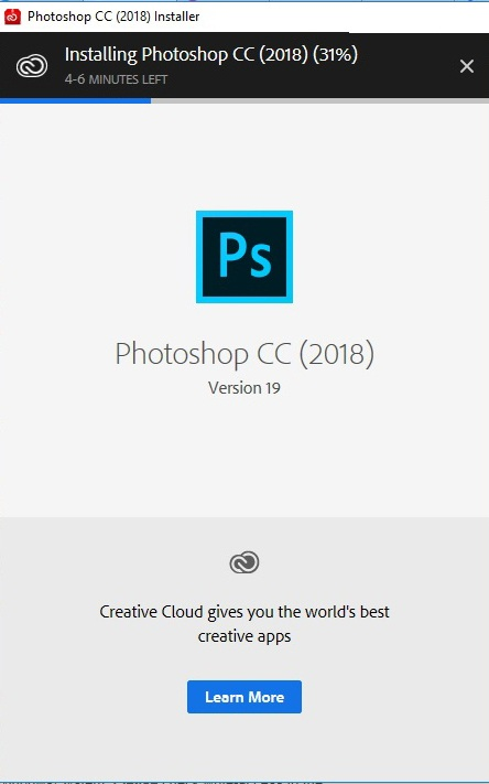 Download Photoshop CC 2018 full Google Drive + Fshare mới nhất 4