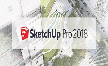 Download Sketchup 2018 full + Vray sketchup 2018 google drive  + fshare 3