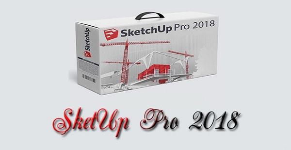 Download Sketchup 2018 full + Vray for Sketchup 2018