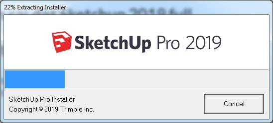 【Download】Sketchup 2019 full Google Drive, Fshare mới nhất
