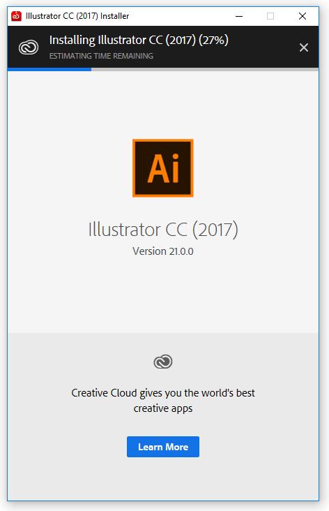 Tải Adobe illustrator CC 2017 full + portable Fshare / Google Drive + Hướng dẫn cài đặt chi tiết 3