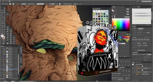 Tải Adobe illustrator CC 2017 full + portable Fshare / Google Drive + Hướng dẫn cài đặt chi tiết 2