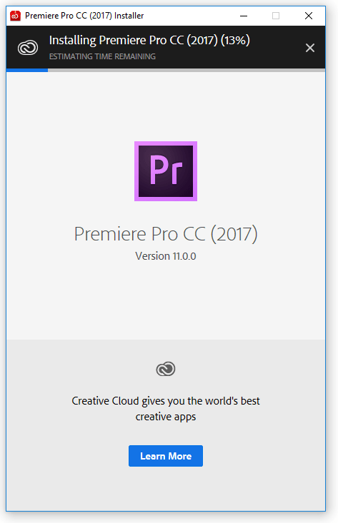 Tải Adobe Premiere Pro CC 2017 Portable Google Drive + Hướng dẫn cách cài đặt Premiere CC 2017 2