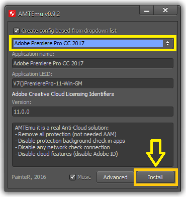 Tải Adobe Premiere Pro CC 2017 Portable Google Drive + Hướng dẫn cách cài đặt Premiere CC 2017 4