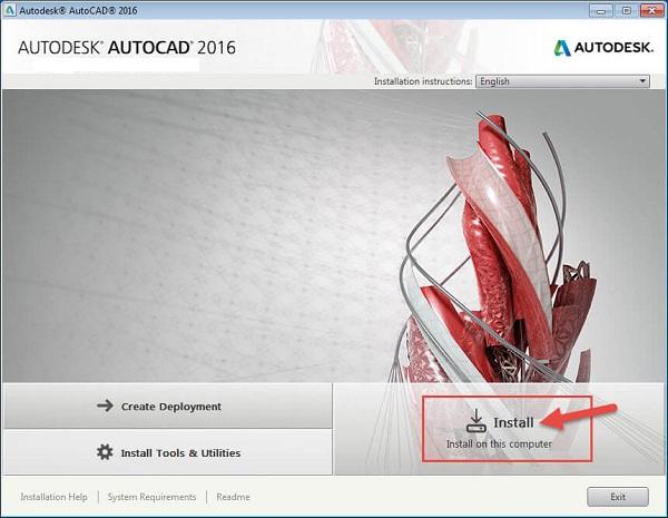 Tải Autocad 2016 Google Drive / Fshare miễn phí