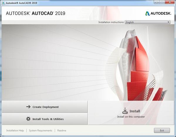 Tải Autocad 2019 full 32bit & 64bit - hướng dẫn cài đặt chi tiết 3