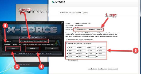 Tải Autocad 2019 full 32bit & 64bit - hướng dẫn cài đặt chi tiết 5