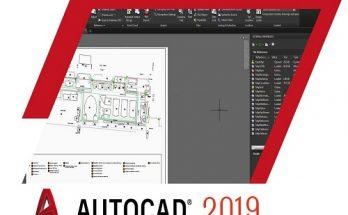 Tải Autocad 2019 full 32bit & 64bit link Google Drive + Fshare