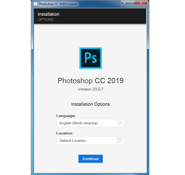Tải Photoshop CC 2019 Portable + Setup link google drive 10