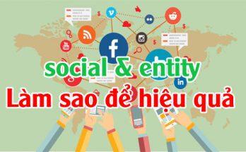 Social & Entity là gì ? Tác dụng của Entity trong seo có tốt không 53