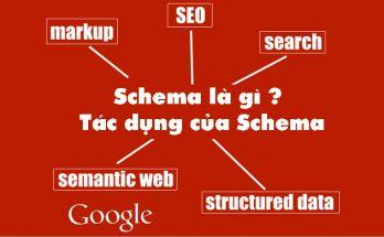 Schema là gì ? Tác dụng của Schema có thực sự tốt không ?