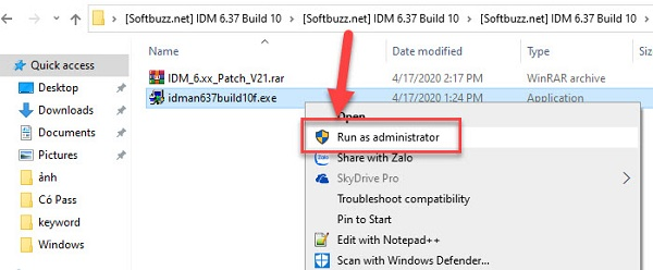 Tải IDM v6.38 build 16 Full Vĩnh Viễn Google drive mới 2021