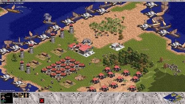 [AOE 1] - Game Đế Chế xanh huyền thoại bản chuẩn 2020