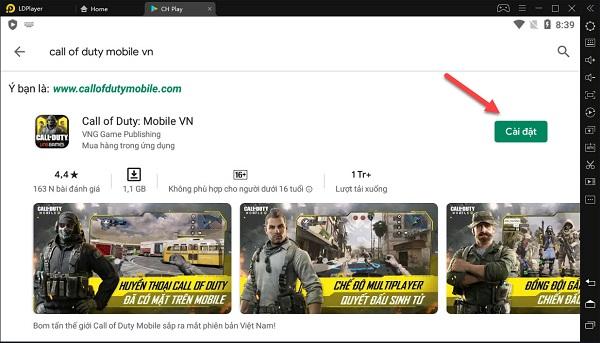 [Hướng dẫn] Cách tải Call Of Duty Mobile PC chi tiết nhất 2020