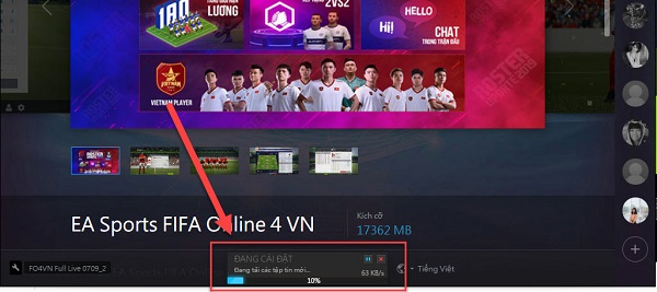 [FO4] Cách Tải FIFA Online 4 Đơn Giản Miễn Phí 2021